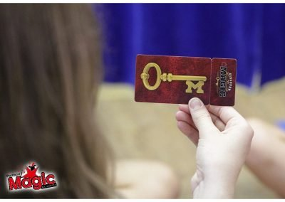 online magic video keycard